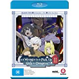 Is It Wrong To Try To Pick Up Girls In A Dungeon? (season Two) (blu-ray)