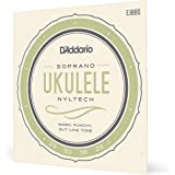 D'Addario EJ88S Nyltech Nylon Soprano Ukulele Strings
