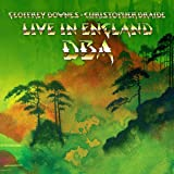 Live in England -CD+DVD-