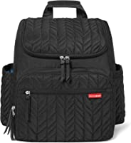 Skip Hop SH203100 Forma Backpack, Jet Black