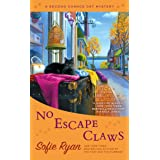 No Escape Claws: Second Chance Cat Mystery #6