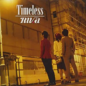 Timeless~RIVa 3rd album