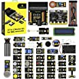 KEYESTUDIO 37 in 1 Sensor Kit for BBC Micro:bit w/Controller Board, Tutorial for Beginners and Kids to Learn Electronics for