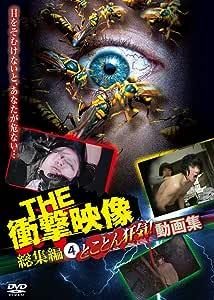 THE 衝撃映像 総集編(4) とことん狂気!動画集 [DVD]