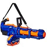 NERF Elite - Titan CS 50 Blaster inc 50 Official Darts - Fully Motorised with Spinning Barrel - Kids Toys & Outdoor Games - A