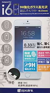 aprolink HighTransparency9Hglassscreenprotector foriPhone6 i6GLHT
