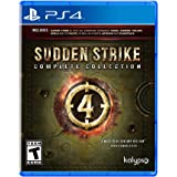 Sudden Strike 4: Complete Collection PS4 - PlayStation 4 by Kalypso Media - Imported Item.