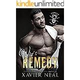 Wiz's Remedy : A Dark MC Romance (Camelot Misfits MC Book 4)