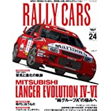 RALLY CARS Vol.24 MITSUBISHI LANCER EVOLUTION IV-VI (サンエイムック)