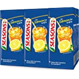 Seasons Ice Lemon Tea, 250ml (Pack of 6)