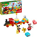 LEGO® DUPLO® ǀ Disney Mickey & Minnie Birthday Train 10941 Building Toy