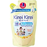 Kirei Kirei Anti-bacterial Foaming Hand Soap Refill, Natural Citrus, 200ml