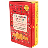 THE HISTORY OF INDIA FOR CHILDREN- FROM THE MUGHALS TO THE PRESENT - 2 VOL SET [Paperback] ARCHANA GARODIA GUPTA