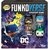 FUNKO POP! FUNKOVERSE Strategy Game: DC Comics - 100 Base Set