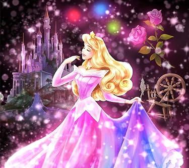 ディズニー  iPhone/Androidスマホ壁紙(1440×1280)-1 - 眠れる森の美女 恋する心の煌めき(オーロラ)