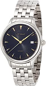 [ビーバレル] 腕時計 BB0042-SSGPBK シルバー