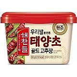 CJ Haechandle Hot Bean Paste (Square) 500g - Gochujang