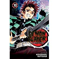 Demon Slayer: Kimetsu no Yaiba, Vol. 10 (10)