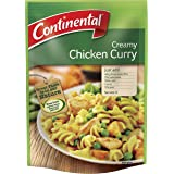 CONTINENTAL Recipe Base |Creamy Chicken Curry, 30g