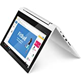 Lenovo Chromebook C330 2-in-1 Convertible Laptop, 11.6-Inch HD (1366 x 768) IPS Display, MediaTek MT8173C Processor, 4GB LPDD