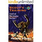 Scout's Training: A Sword & Planet Adventure (Scout series Book 5)