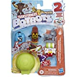 Transformers Toys BotBots Series 5 Party Favors 5-Pack – Mystery 2-In-1 Collectible Figures! Kids Ages 5 and Up by Hasbro
