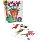 Gamewright CSG-RTC Rat-A-TAT CAT Card Game