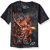 The Mountain Fire Dragon Child T-Shirt