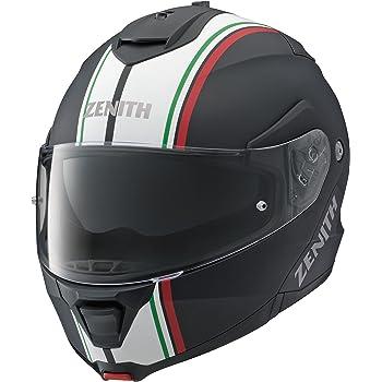ヤマハ(YAMAHA) バイクヘルメット システム YJ-19 ZENITH  サンバイザーモデル グラフィック GF-01ブラック  XLサイズ(61-62cm)  90791-2339X