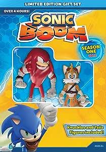 Sonic Boom: Season 1, Vol 2 [DVD]