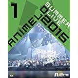 Animelo Summer Live 2015 -THE GATE- 8.28 [Blu-ray]