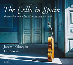 Various: the Cello in Spain