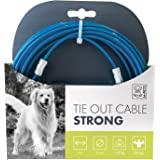 M-PETS Tie Out Cable Strong - 1700Lb-6M