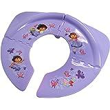 Nickelodeon Dora The Explorer Travel/Folding Potty Seat, Purple