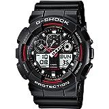 [カシオ]CASIO Gショック メンズ 腕時計 アナデジ GA100-1A4 [逆輸入品]