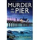 Murder on the Pier: A completely unputdownable cozy mystery novel (A Flora Steele Mystery Book 2)