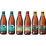 コナビール飲みくらべくつろぎ6本セット(ビール6本) [ アメリカ 355ml×6本 ]
