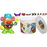 MR. POTATO HEAD - Playskool Friends - Tater Tub Play Set inc 15+ Pieces with Container - Craft Activities and Creative Toys f