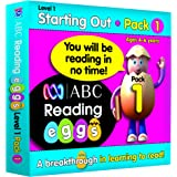 ABC Reading Eggs Level 1 Starting Out Book Pack 1 Ages 4-6