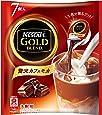 【まとめ買い】ネスカフェ ゴールドブレンド ポーション 贅沢カフェモカ 7個×6袋