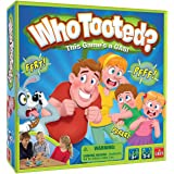 Who Tooted? The, um, Fart Board Game for The Whole Family