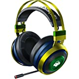 Razer Nari Ultimate Wireless 7.1 Surround Sound Gaming Headset: THX Audio & Haptic Feedback - Auto-Adjust Headband - Chroma R