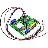 Paddsun US New for Video Converter CGA/EGA/YUV/RGB TO VGA HD Video Converter Board 1 VGA Output Arcade Jamma Game Monitor to