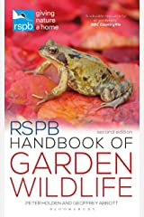 RSPB Handbook of Garden Wildlife: Second Edition Kindle Edition