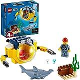 レゴ(LEGO) シティ 海の探検隊 小型潜水艦 60263