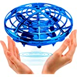 UFO Flying Ball Toys,TURN RAISE Motion Hand-Controlled Suspension Helicopter ToyInfrared Induction Interactive Drone Indoor
