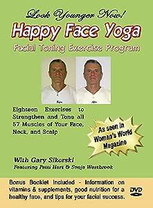 Happy Face Yoga [DVD]