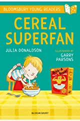 Cereal Superfan: A Bloomsbury Young Reader: Lime Book Band (Bloomsbury Young Readers) Kindle Edition