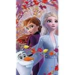 ディズニー iPhoneSE/5s/5c/5(640×1136)壁紙 アナと雪の女王2 (オラフ,アナ,エルサ)