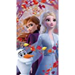 ディズニー iPhone SE/8/7/6s(750×1334)壁紙 アナと雪の女王2 (オラフ,アナ,エルサ)